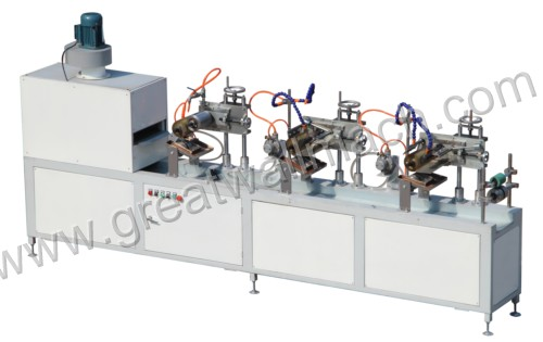 PVC skirting printing machine