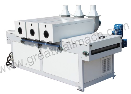 UV drying machine