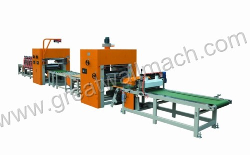 Hot-melt laminating machine