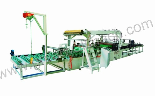 Laminating machine 800mm/1300mm