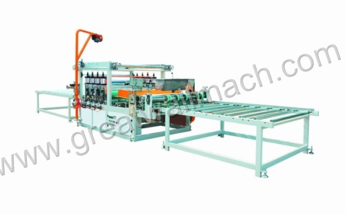 MDF laminating  machine 1300mm
